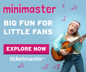 Click here to visit Minimaster by Ticketmaster